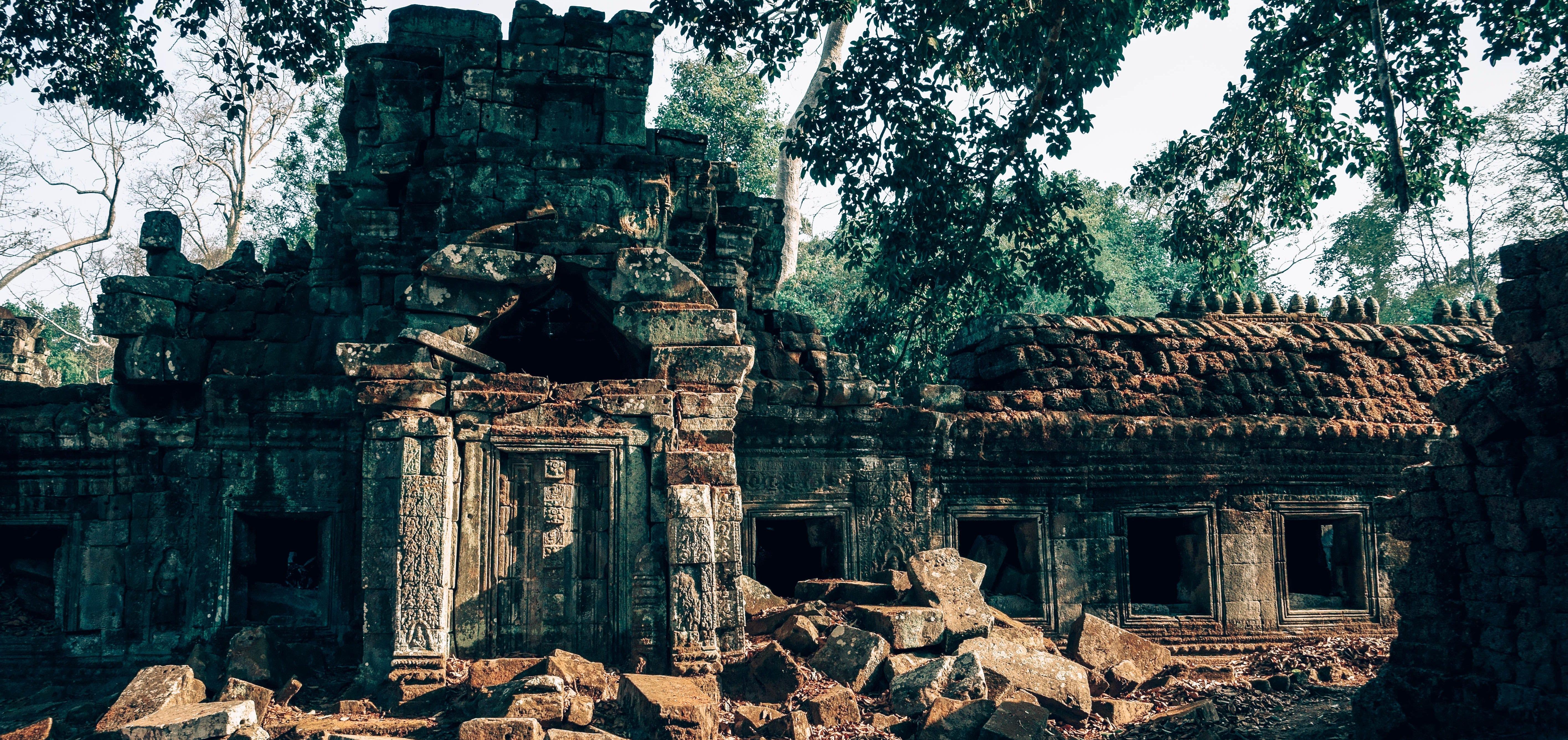 antica struttura