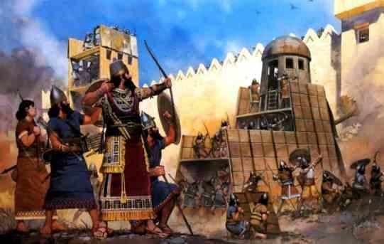 RECENSIONE_L'Assiro-esercito assiro