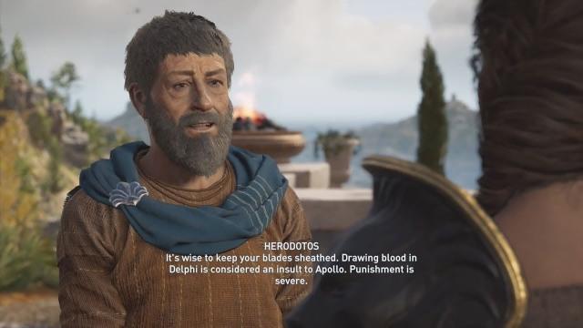 erodoto assassin creed