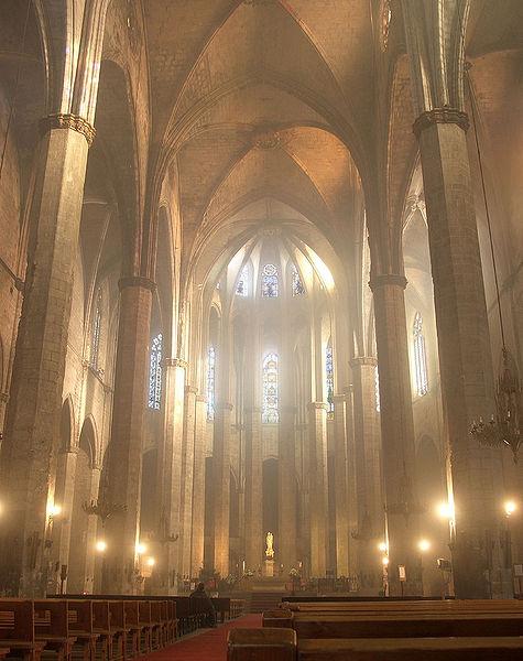 cattedrale del mare barcellona