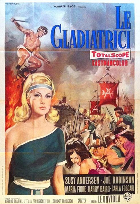 le gladiatrici film
