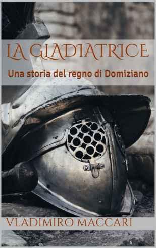 La gladiatrice copertina