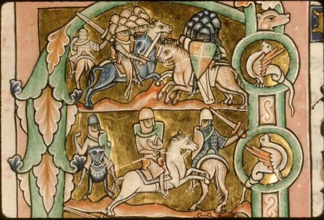Bibbia di Manerius XII secolo