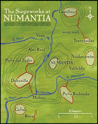 NumantiaMap