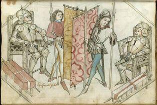 Hans Talhoffer Codex Thott_post 1