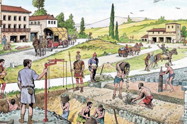 Quintilius_Costruzione-di-una-Strada-Romana-768x512
