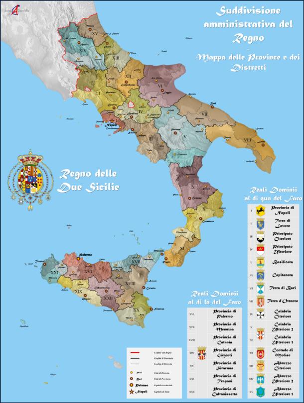 DueSicilie_Suddivisione_amministrativa_del_Regno_delle_Due_Sicilie