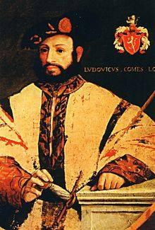 Ludovico Lodron, nobile e condottiero trentino