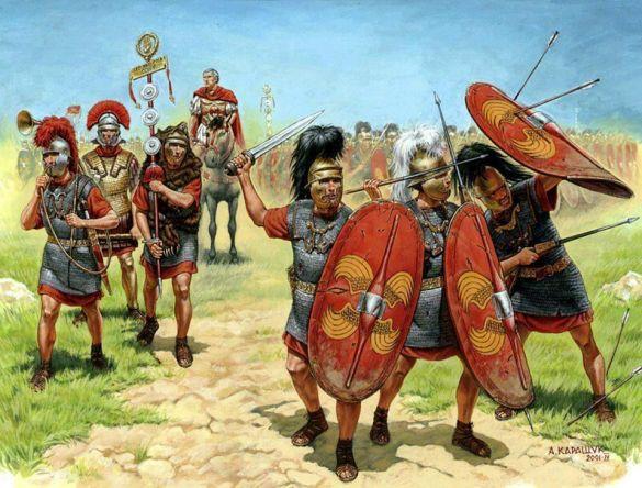Oliverio_nel-nome-di-cesare-2 soldati