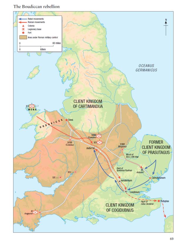 Rivolta Mappa